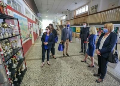 """EU Ambassador to Montenegro visited municipality of Pljevlja and beneficiaries of project """"WE CAN"""""""
