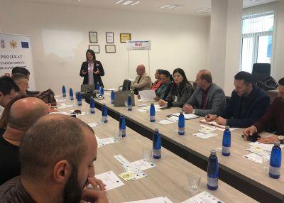 Организована обука о ефикасној комуникацији у оквиру БинС пројекта