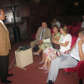 У сусрет подношењу предлога пројеката : Одржане Инфо сесије у Пљевљима и Беранама